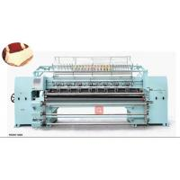 Quality Cross Stitch Computerized Multi Needle Quilting Machine 360 Degree Freely Quilt for sale