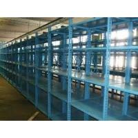 Quality Bao Steel Ss400 Warehouse Steel Shelving , Customized Sizes Selective Pallet Rack for sale