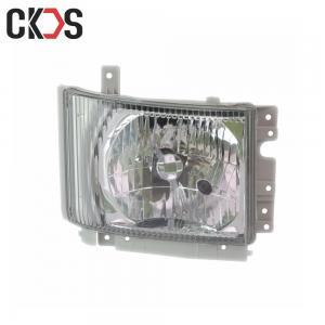 Quality HCKSFS Isuzu 700P Truck Head Lamp Isuzu Body Parts for sale