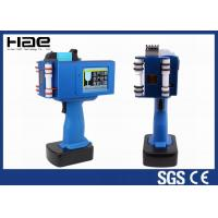 Quality EBS Thermal Portable Inkjet Coder , Big Small Character Hand Held Code Printer for sale
