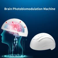 Quality Increasing Oxygenation Health Analyzer Machine Brain Photobiomodulation Deep Tissue Therapy for sale