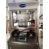 Quality HSZP Camphor Ball Pharmaceutical Pill Rotary Tablet Pressing Machine for sale