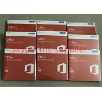 Buy OEM Microsoft Office Home And Business 2016 Product Key Card No Language at wholesale prices