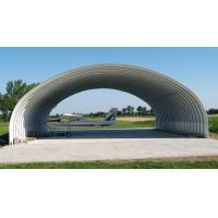 Quality Wide Span Steel Structure Aircraft Hangar Buildings for sale