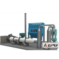 Buy cheap Hot Airflow Industrial Drying Equipment For Drying Rice Husk , Sawdust from Wholesalers