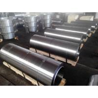 Quality Forged Metal Parts , precise large forging steel pinion gear for rotary kiln , rotary dryer and mill for sale