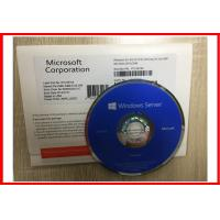 Quality Windows Server 2012 R2 Standard OEM Box 64 Bit Activation Online English Version for sale