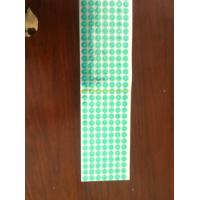 Quality Green PET tape Die Cutting Masking  for high temperature painting for sale