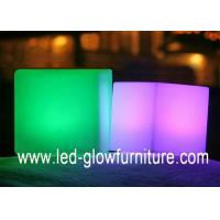 Quality Safety and energy saving outdoor led bar furniture mood cube with 320 degree widely lighting for sale