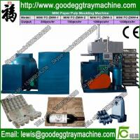China paper pulp molding egg tray machine on sale