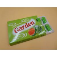 China Garden Long Shape Pop Bubble Gum Chewing Gum Kids Tasty OEM Available on sale