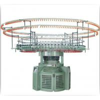 Quality 5.5KW Auto Striper Circular Knitting Machine , 2.5T Single Jersey Knitting Machine for sale