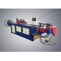 Quality Stainless Steel Pipe Bending Machine 7.5 HP Motor Power , Copper Pipe Bending Machine for sale