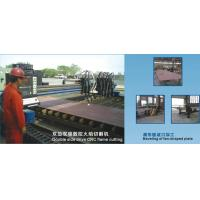 Quality Servo CNC Flame Plasma Steel Plate Cutting Machine High Frequency for sale