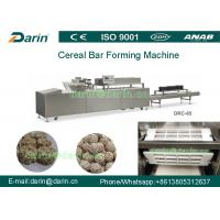 Quality Best Selling Professional Chocolate Bar/cereal Bar Forming Machine for sale
