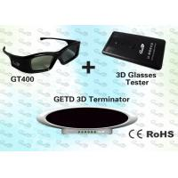 Quality Cybercafé 3D IR Multimedia Emitter kit with 3d IR emitter and glasses for sale