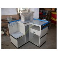 Quality Mini Express Checkout Counter Furniture for sale