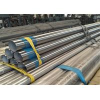 Quality Cold Rolled Welded Stainless Steel Round Pipe A312 201 202 316 321 Grade for sale