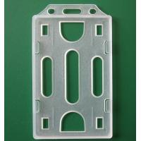 Quality One Sided Open Faced Card Holder Hold 2 Cards for sale