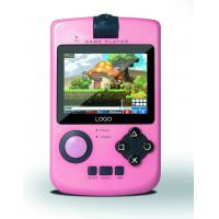 Quality 2.8 Inch Screen Pink PSP Game Player Support Connection System 2K/XP / HD Video Player for sale