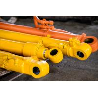 Quality Flat Gate Replacement Engine Crane Hydraulic Cylinder Stainless Steel for sale