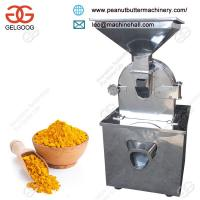 Buy cheap Chinese Best Quality Turmeric Spice Powder Grinder Making Machine from wholesalers