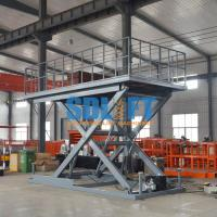 Quality Heavy Duty Hydraulic Scissor Car Lift Table For Home Garage Car Parking Lifting for sale