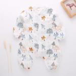 Quality Zero Formaldehyde Cotton Baby Pajamas , Organic Toddler Pajamas Healthy Portable for sale