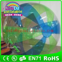 Durable walking ball walk on water inflatable water ball for sale water sphere ball
