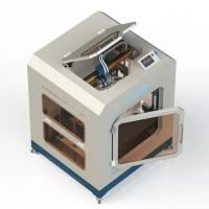 Quality Fully Enclosed Metal Frame FDM 3D Printer D600 Pro Creatbot High Presion 3D Printer Machine for sale