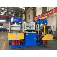 Quality 250T Vacuum Thermo Compression Molding Machine 4RT Die Opening With Safety Grating for sale