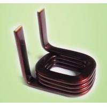 Self Bonding Fine Rectangular Copper Wire Enamelled Copper Wire For Small Generator for sale