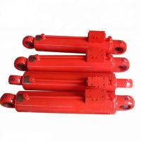Quality Mobile Cranes Excavator Hydraulic Cylinder Adjustable Suspension Type for sale