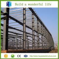 Quality strength and durability pre engineered steel buildings for philippines for sale
