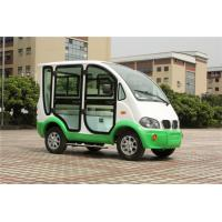 Quality 4 Passengers Electric Club Car 300A Controller With Doors 3280mm×1220mm×1950mm for sale