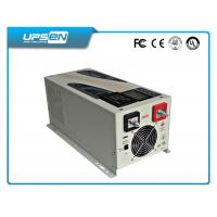 China Pure Sine Wave Solar Power / Wind Power Inverter 1Kw - 12Kw with LCD / LED Display on sale