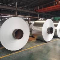 Quality 8011 Double Sides Coated Aluminum Strip Roll Mill Finish For Food Kitchen for sale