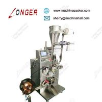 China High Quality Full Automatic Small Round Tea Bag Packing Machine Price For Sale on sale