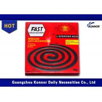China 140MM ,120MM Mosquito Repellent Coils Pest Control Products 5 Double Coils Packed on sale