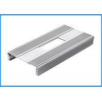 Quality 6063-T5 Customized Machined Aluminium Profiles by Customer Design for sale