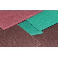 Quality Fine Grit Aluminum Oxide Non-woven Abrasives For Heavy Duty Stripping for sale