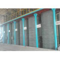 Quality Auto Liquid Sodium Silicate Plant Machinery Wet Process Simple Operation for sale