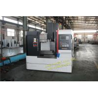 Quality China Vertical CNC Machining Center with Taiwan Spindle and Tool Magazine for sale