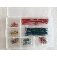 Quality White / Red / Yellow / Black Breadboard And Wire Kit For Breadboard Experiment for sale