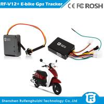 Quality easy hide mini vehicle gps tracker for e-bike for sale