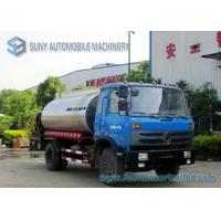 Quality Dongfeng Asphalt Tanker Trailer 7000 L -8000 L 190hp 3950 mm ISB190 40 for sale