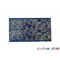 Quality Electronics Automotive Circuit Board , Immersion Gold Fr4 Copper Clad Circuit Board for sale