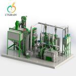 Quality Commercial Wheat Flour Processing Plant  Maize Flour Milling Plant 380V for sale