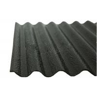 China Clear Corrugated Polycarbonate Sheets Soundproof Plastic Roof Panel Energy Saving on sale