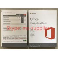 Quality Microsoft Office 2016 Proffesional Plus USB Flash Key Code Activation Online Lifetime Warranty for sale